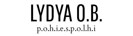 Lydya O. B.